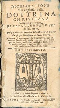 An Ample Declaration of the Christian Doctrine cover