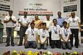 Dignitaries with Prize Winners - Valedictory Session - Indian National Championship - WRO - Kolkata 2016-10-23 9054.JPG