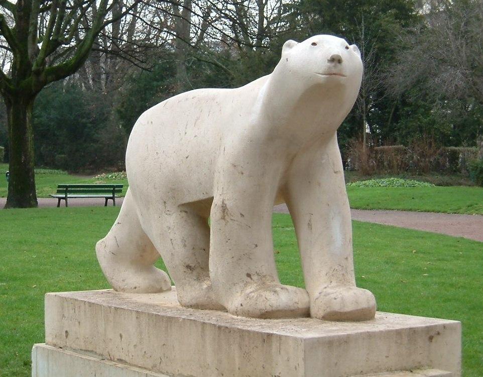 Dijon ours de Pompom