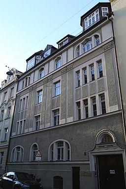Dillisstraße in München