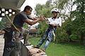 Disaster Management - Survival Programme - Summer Camp - Nisana Foundation - Sibpur BE College Model High School - Howrah 2013-06-09 9936.JPG