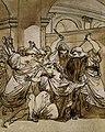 Disegni di Bartolomeo Pinelli su Caligola imperatore.jpg