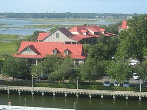 Disney's Hilton Head Island Resort - Image: Disney HHI Resort October 2007 02