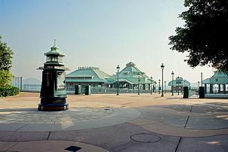 Disneyland Resort Pier - Disneyland Resort Pier