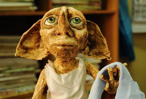 Dobby, hecho por artesanos del estado de Puebla, México