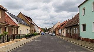 Doberlug-Kirchhain Place in Brandenburg, Germany