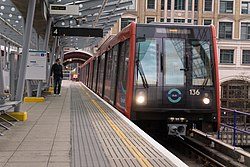 Docklands Light Railway 136 (36113731801).jpg