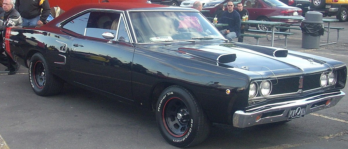 Dodge Dart Tire Size >> Dodge Coronet - Wikipedia