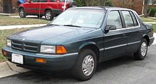 Dodge Spirit - Wikipedia