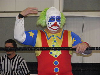 Doink the Clown - Doink in January 2009