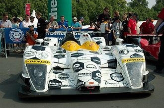Dome (constructor) - A Dome S101hb run by Racing for Holland at the 2006 24 Hours of Le Mans.