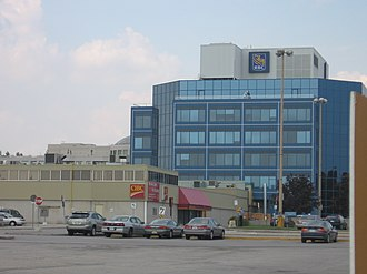Don Mills Centre - The centre during demolition in 2006