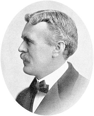 Angus William McDonald - Donald McDonald