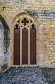 Door of the Church of Our Lady of the Assumption of Beynac.jpg