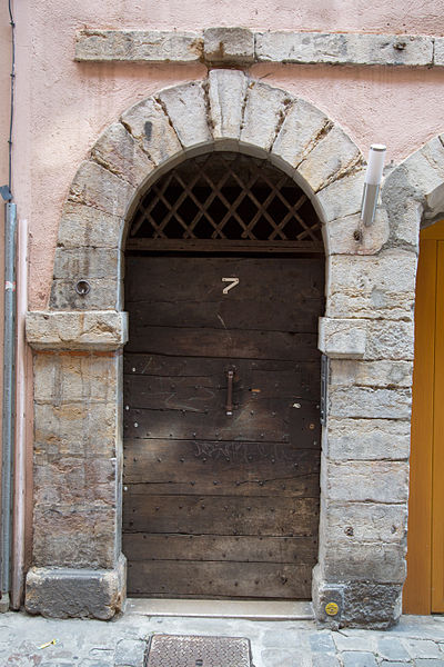 Doors of Lyon, France 10.jpg