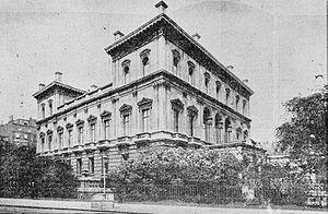 Dorchester House - Dorchester House, Park Lane, London 1905