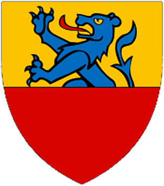 Englisberg - coat of arms of the village of Englisberg
