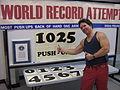 Doug Pruden 1025 back of hand one arm push ups 1 hour IMG 3644.JPG