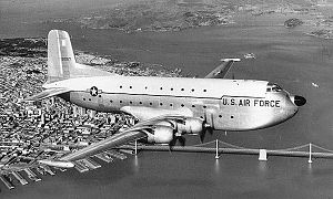 19th Military Airlift Squadron - C-124 Globemaster II