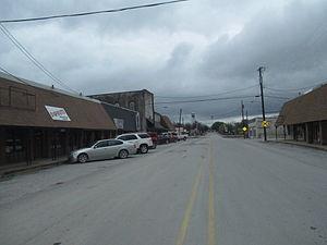 Alvord, Texas - Downtown Alvord