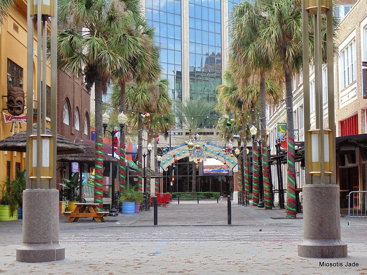 Orlando Downtown Restaurants Near Amway Arena