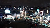 Downtown Suwon at Night, Korea.jpg