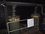 Dräger gas filter at the Jersey War Tunnels.jpg