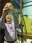 Dr. John Mather and the James Webb Space Telescope (26832088695).jpg