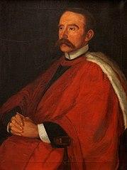 Dr T. F. Roberts (1860–1919), MA, LLD, Principal of University of Wales, Aberystwyth (1892–1919)