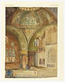 Drawing, Color Scheme for Temple Israel, Brooklyn, NY, ca. 1902 (CH 18432935).jpg