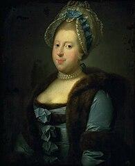 La reine Caroline-Mathilde
