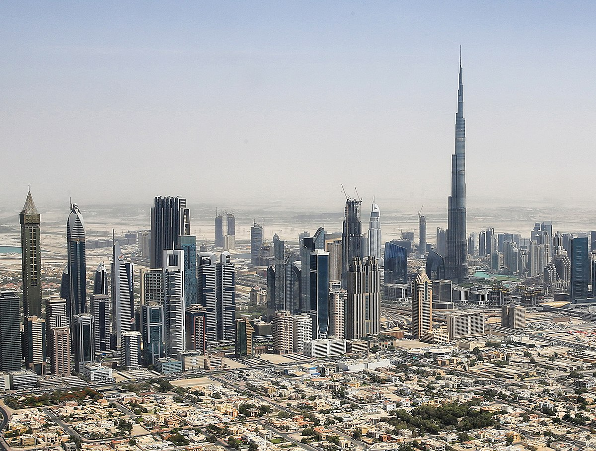 Downtown Dubai - Wikipedia