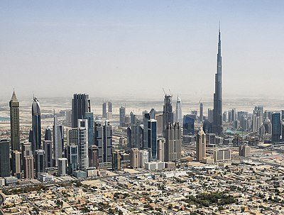 Economy of the United Arab Emirates - Wikipedia