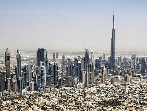 actualmente el burj khalifa dubi con metros es el rascacielos ms alto