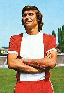 Dudu Georgescu Romanian footballer