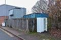 Dumped fridge, Cattell Road, Warwick.jpg