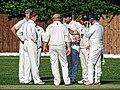 Dunmow CC v Felixstowe and Corinthians CC at Great Dunmow, Essex, England 090.jpg