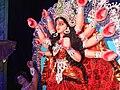 Durgai Mata in Shakta Rash 2.jpg