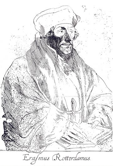 Dyck Erasmus of Rotterdam