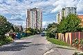 Dzianisaŭski lane (Minsk) p2.jpg