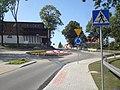 Ełk - ul. Zamkowa - rondo - panoramio.jpg