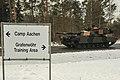 EAS M1A2s arrive in Grafenwoehr (12234850916).jpg