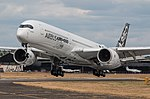 EGLF - Airbus A350 - F-WLXV (43435034182).jpg