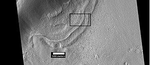 Promethei Terra - Image: ESP 020319flowcontext