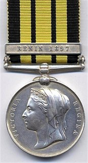 East and West Africa Medal