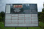 Eastern Golgota Monument in Sanok information board victims.jpg