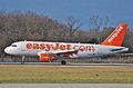 EasyJet Airbus A319-111; G-EZAY@GVA;30.12.2006 445sw (7393619516).jpg