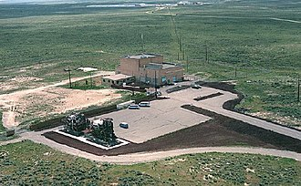Idaho National Laboratory - Experimental Breeder Reactor Number 1 in Idaho, the first reactor to provide electricity for public use.