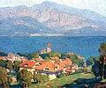 Edgar Payne Swiss Village.jpg