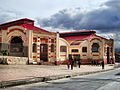 Edificio de la Plaza Galería del Mercado del barrio Las Cruces 1.jpg